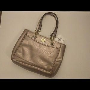 Anne Klein Rose Gold Bag